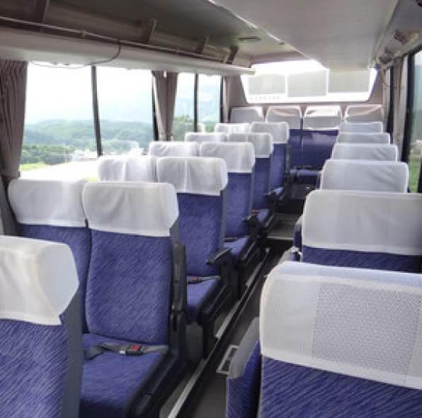 NOZAWA-ONSEN KOTSU INC.:Mini bus